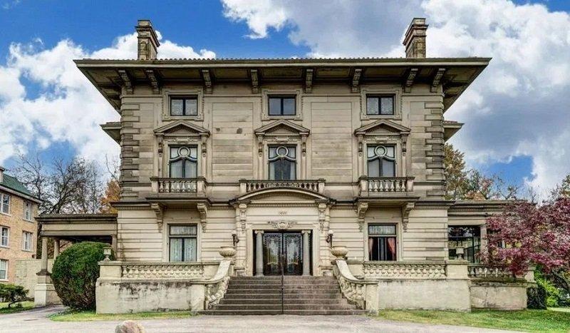 maison renaissance italien aux usa