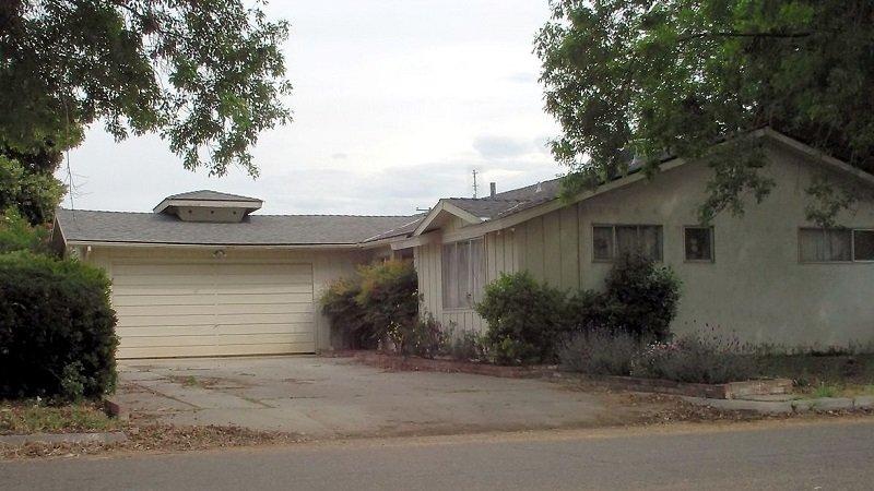 maison style ranch usa