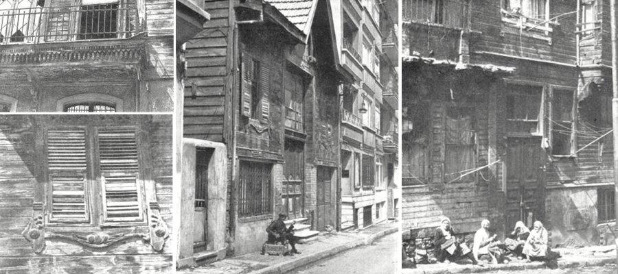 maisons bois istanbul