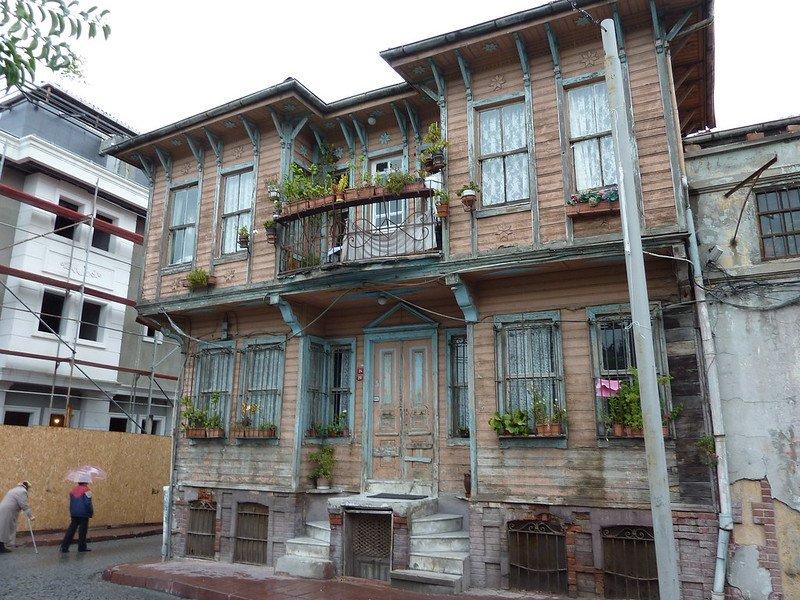 maison en bois istanbul