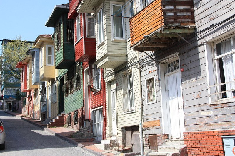 maisons en bois istanbul