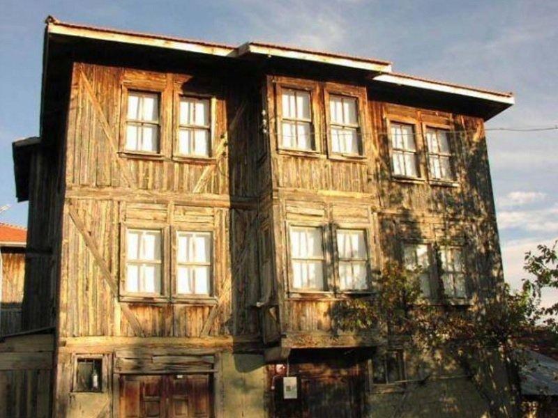 maison bois turquie