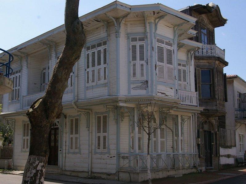 maisons en bois turquie