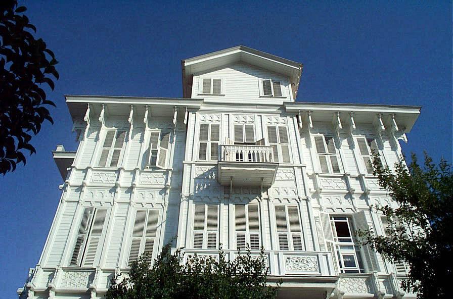 maison Buyukada