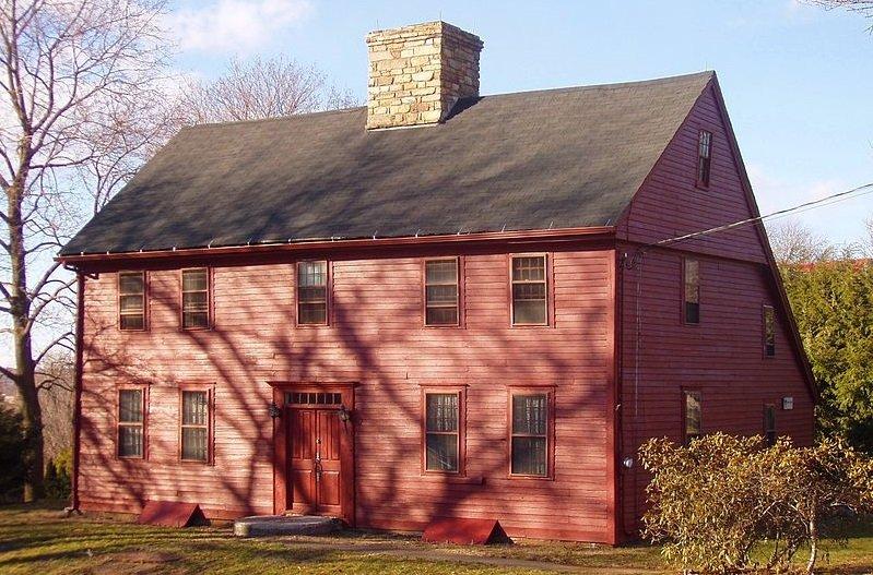 maison saltbox
