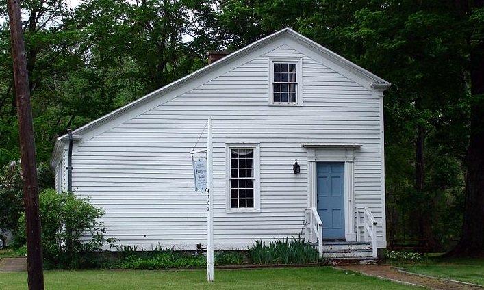 maison saltbox rénovée