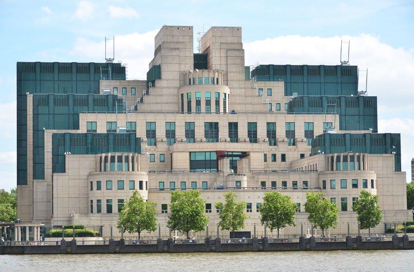 bâtiment du Secret Intelligence Service