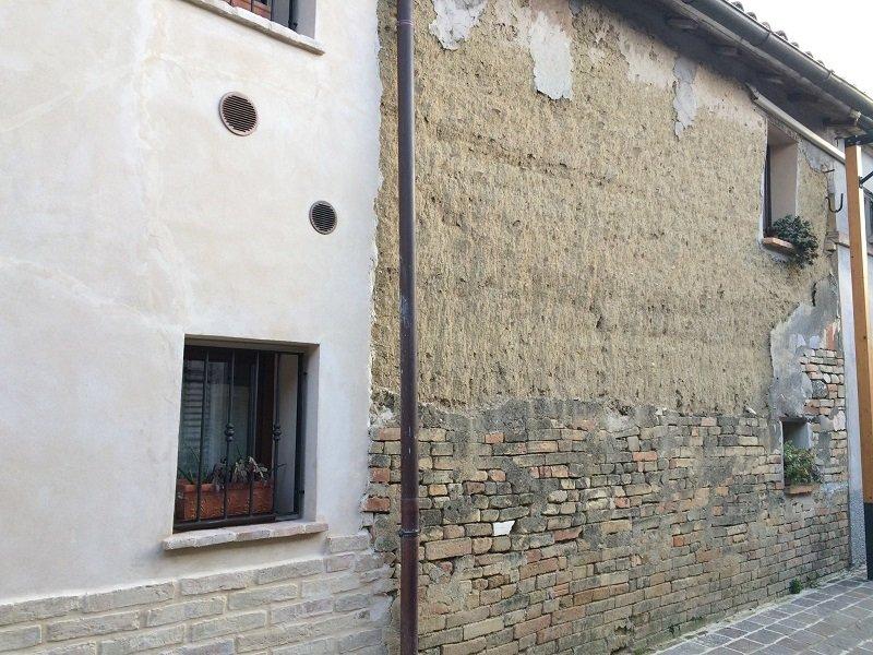 maison terre crue sardaigne
