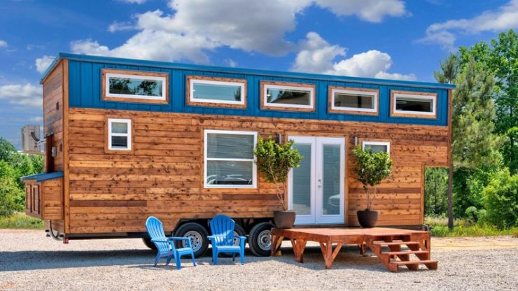 tiny house luxe