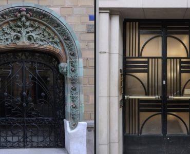 art nouveau vs art deco