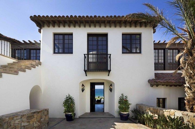 maison de style hacienda