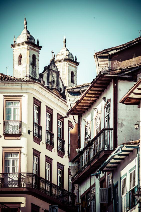 ouro preto ville coloniale