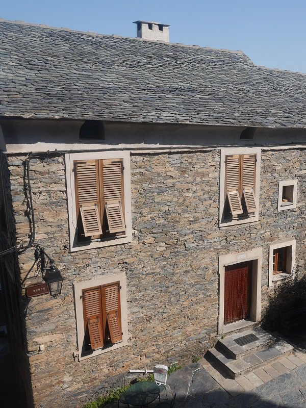 maison traditionnelle corse