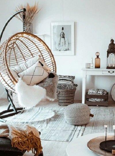 décoration style boho