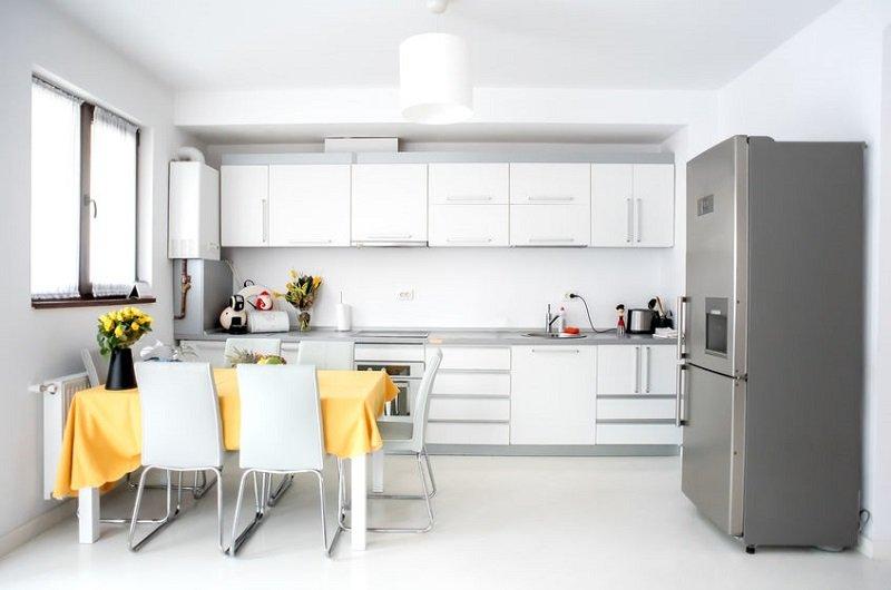 cuisine style minimaliste
