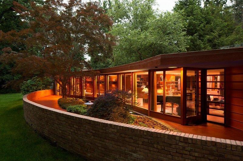 belles maisons frank lloyd wright