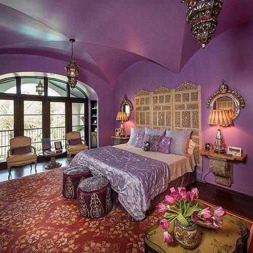 chambre style marocain