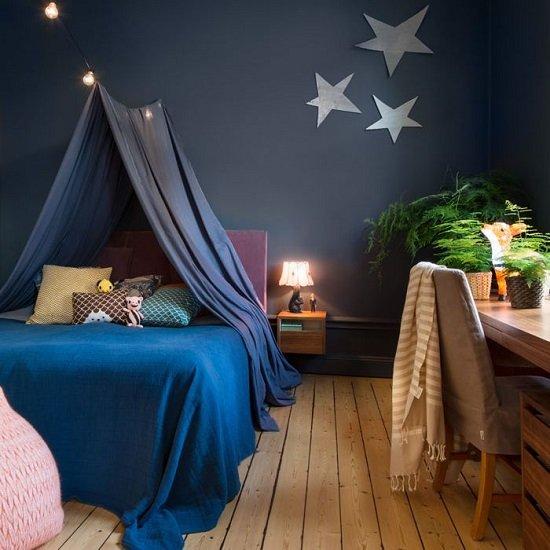 ciel de lit pour enfant