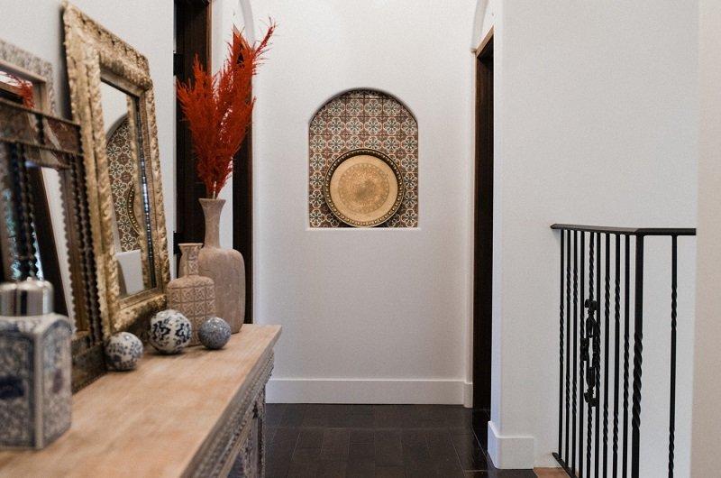couloir style marocain