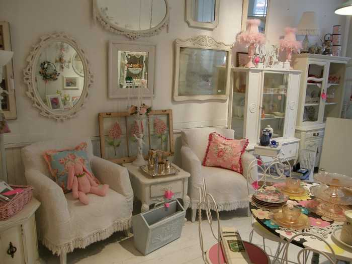 salon style vintage
