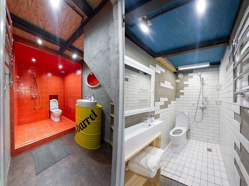 toilettes industrielles