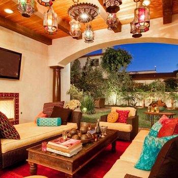 style marocain decoration